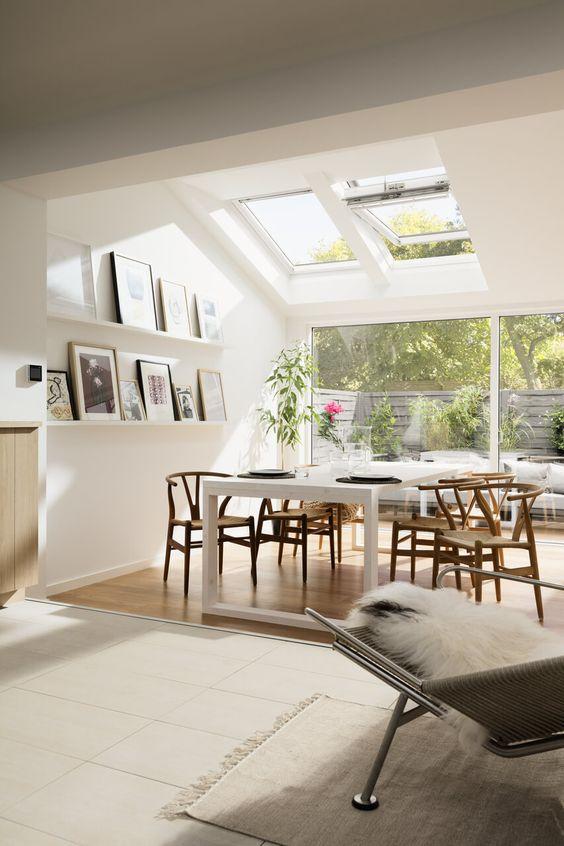 bright natural room