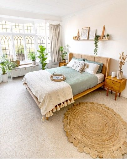 soothing bedroom appearance