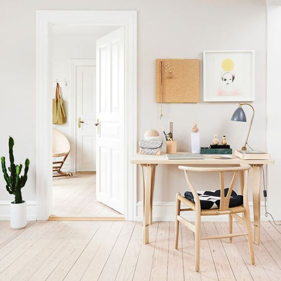 furniture for cozy workspace