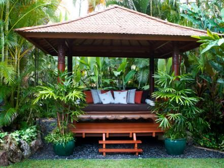 Balinese Gazebo