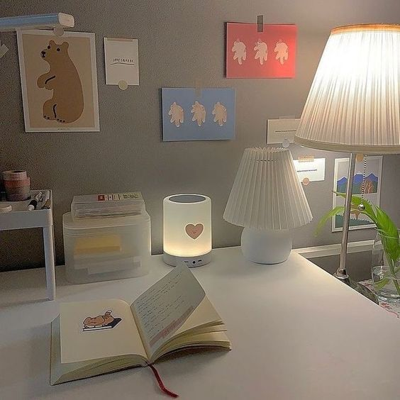 cute small table lamp