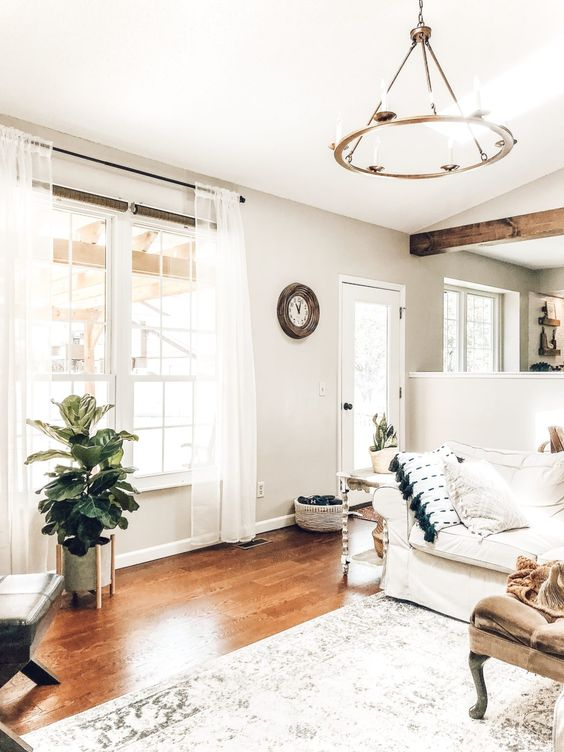 soft living room