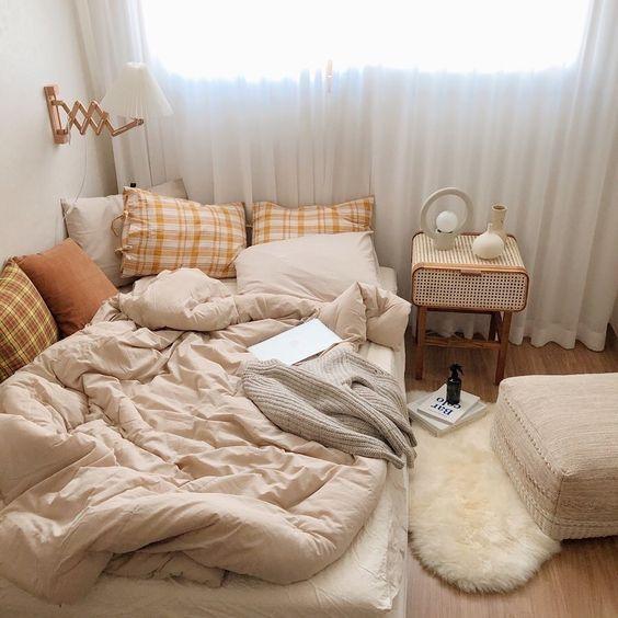 beautiful korean bedroom