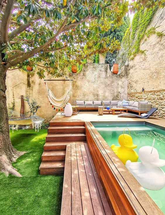 cozy backyard tips