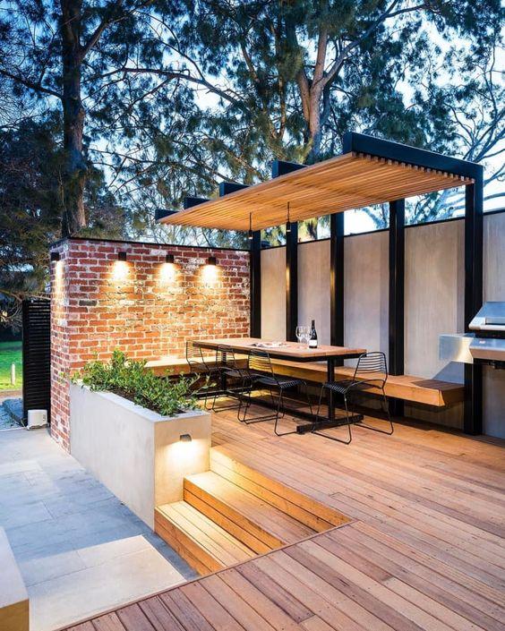 pergola for backyard