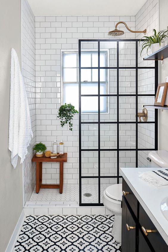 tiny bathroom tips