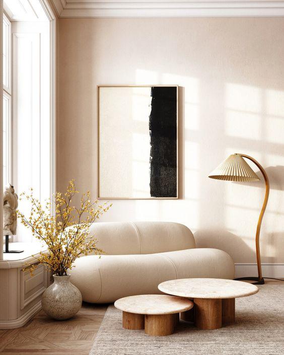 beautiful ivory interior nuance