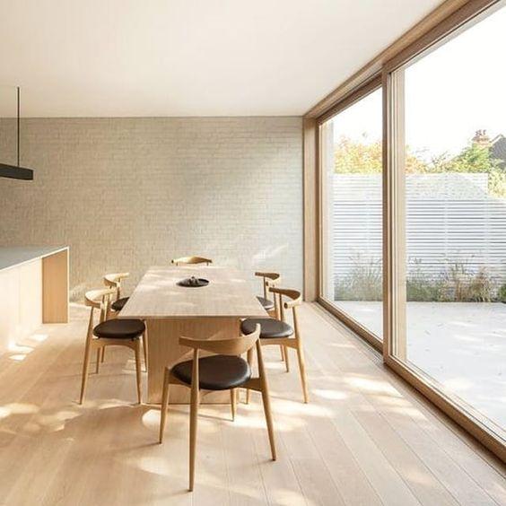 minimalist japandi design