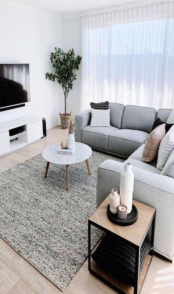 small living room decor tips