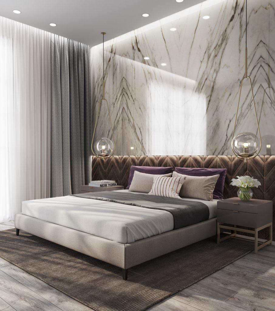 beautiful luxury bedroom design