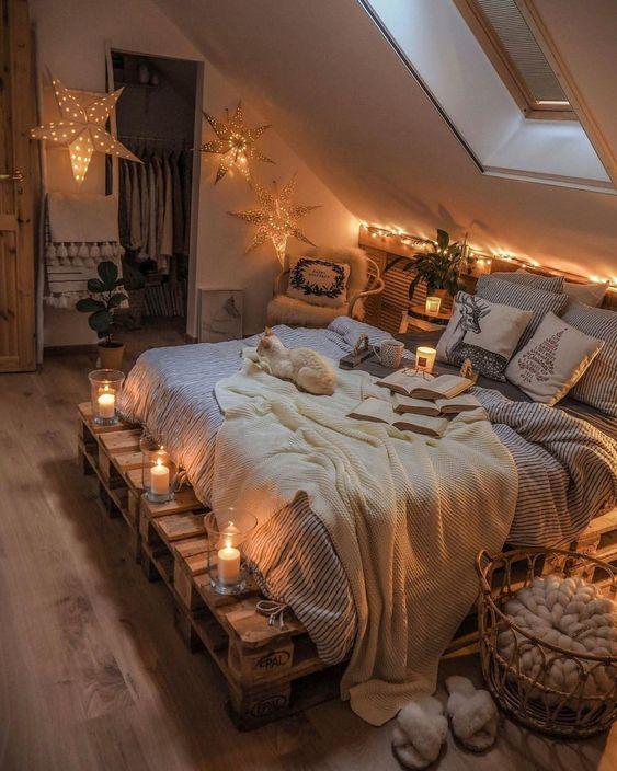 warm winter bedroom tips