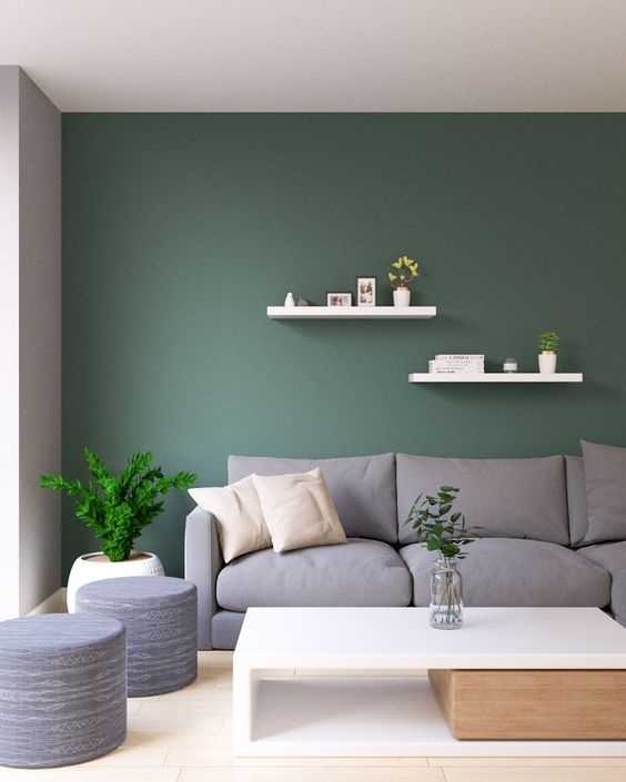 minimalist fresh interior