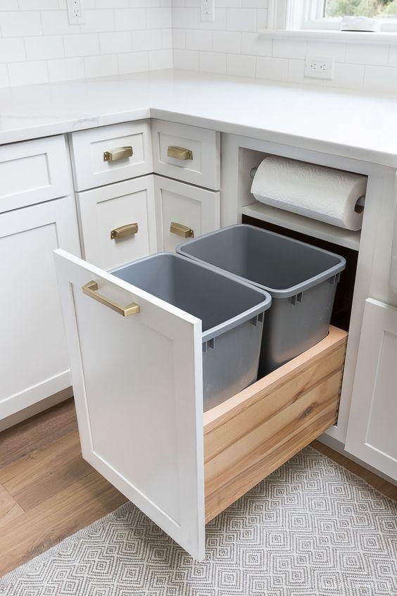 clean kitchen tips