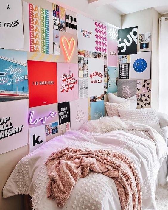 poster bedroom decors