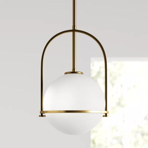 light globe pendant