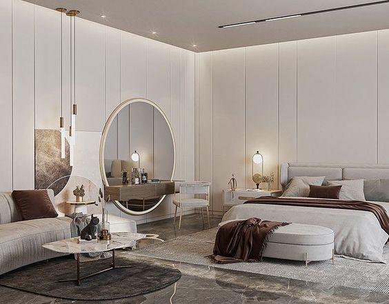 beautiful elegant bedroom ideas