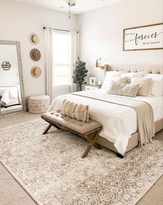 minimalist simple bedroom tips