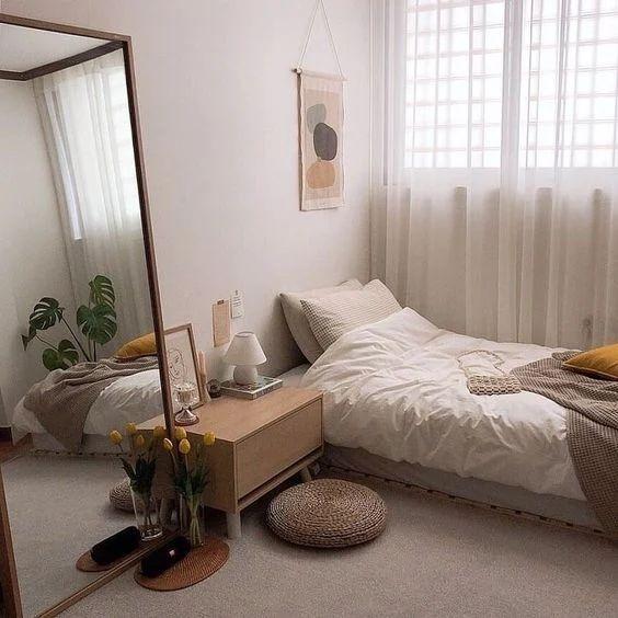 comfortable bedroom decors