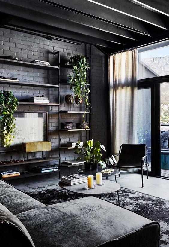 industrial interior design ideas