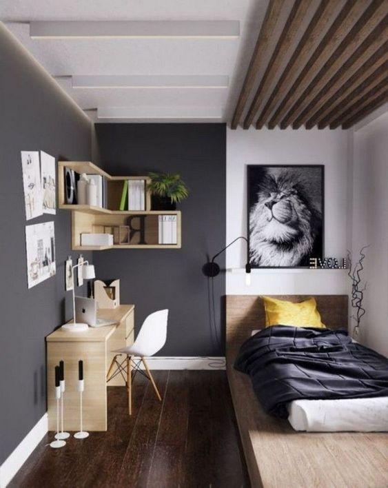 minimalist bedroom decors