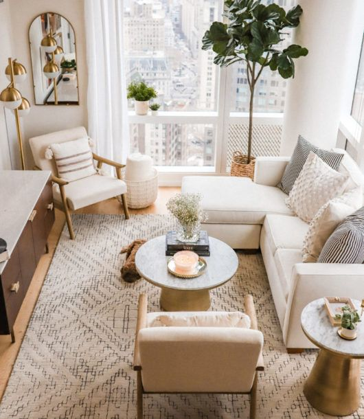 small living room items