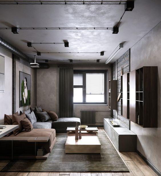 industrial room design