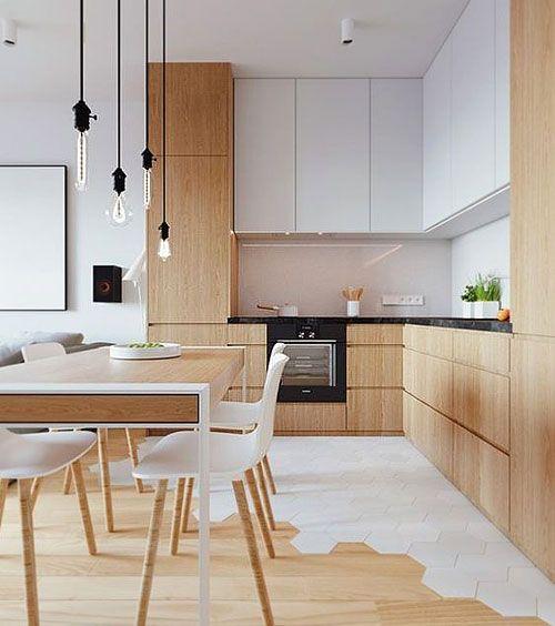 open-plan room concept