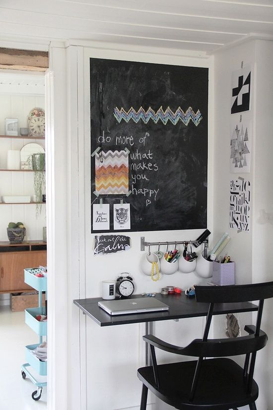 small workspace decors