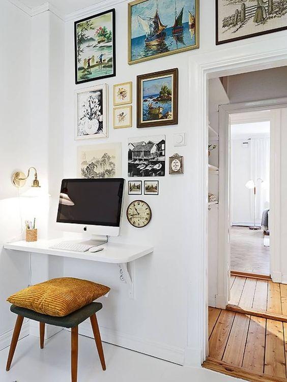tiny workspace ideas
