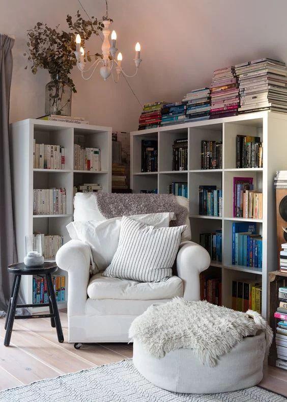 comfy reading nook ideas