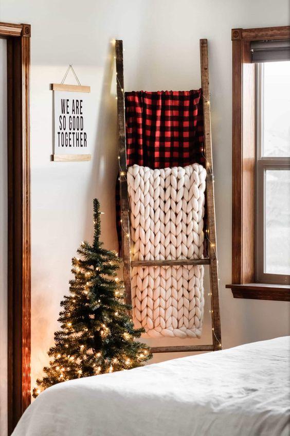 ladder home DIY ideas