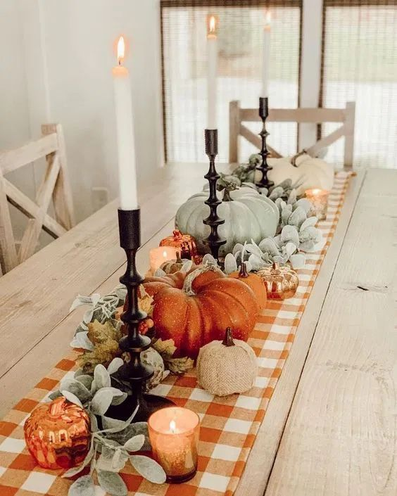Ways to Decorate Home with Pumpkins