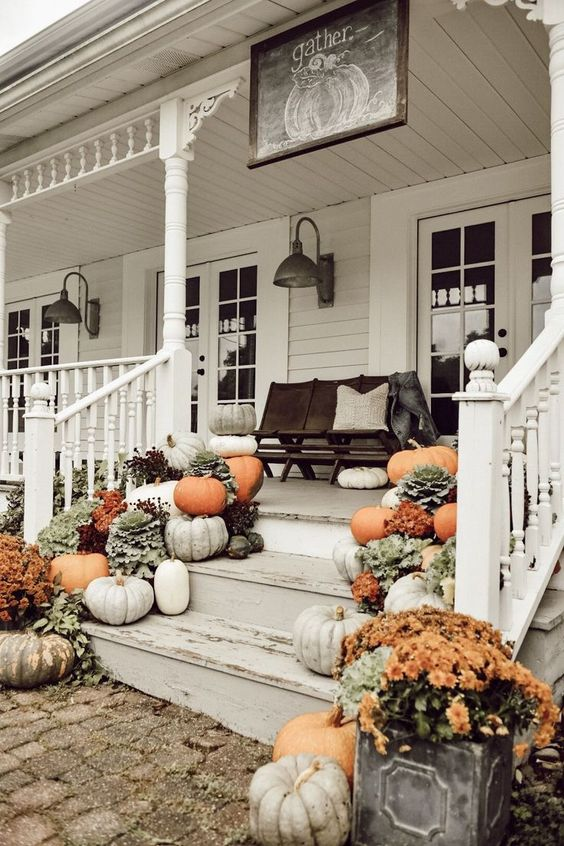 Decorate Home with Pumpkins tips