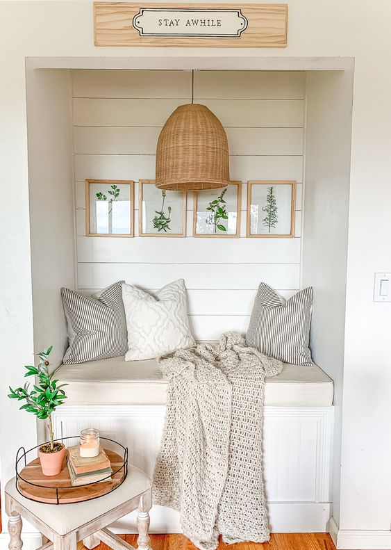 comfortable reading nook tips