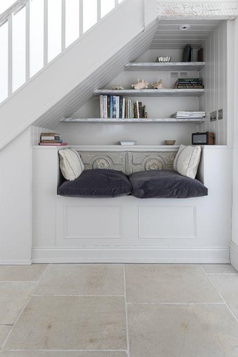 small cozy space